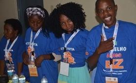 Formação de activistas para atuarem em áreas afectadas pelo ciclone Idai - Foto de UNFPA Moçambique / Alex Muianga